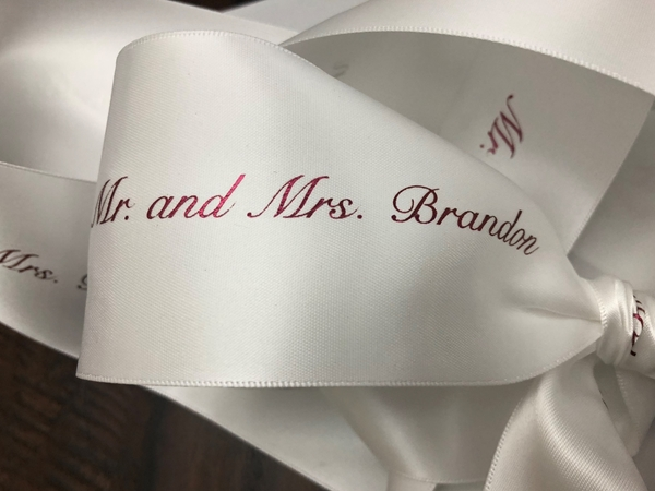 "2 - 1/4"" x 50 yds Double Face Satin Ribbon"